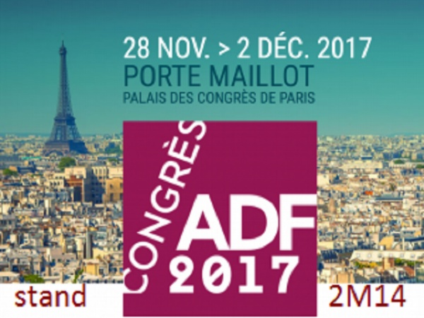 ADF 2017 IN PARIS